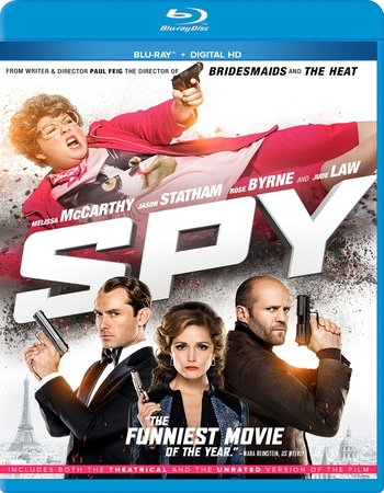 Spy (2015) Dual Audio Hindi ORG 720p BluRay x264 1.2GB ESubs Movie Download