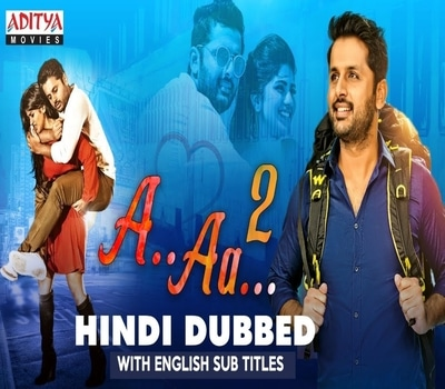 A Aa 2 (2019) Hindi Dubbed 480p HDRip x264 350MB Movie Download