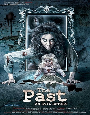 The Past (2018) Hindi 480p HDRip x264 350MB ESubs Movie Download