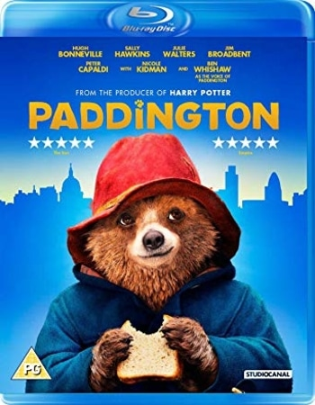 Paddington 2014 720p BluRay ORG Dual Audio In Hindi English