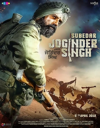 Subedar Joginder Singh (2018) Punjabi 720p WEB-DL x264 1.1GB ESubs Movie Download