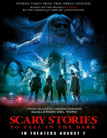 Scary Stories to Tell in the Dark 2019 720p WEB-DL Full English Movie Download