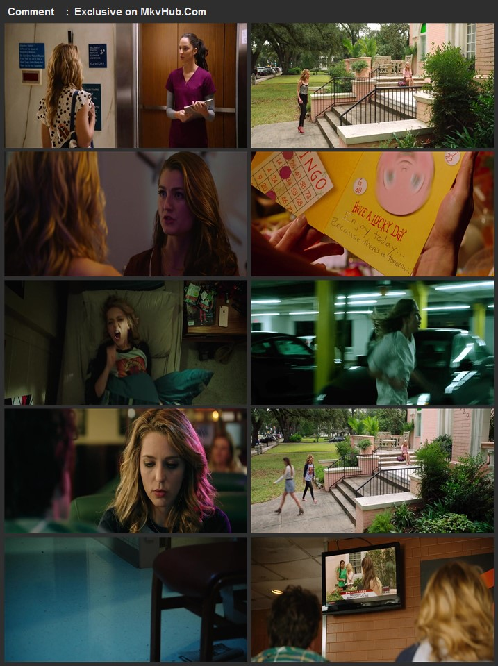 Happy Death Day 2017 720p BluRay ORG Dual Audio In Hindi English