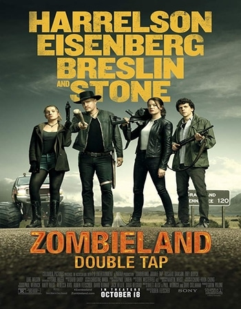 Zombieland Double Tap 2019 720p HDTS Full English Movie Download