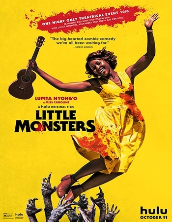Little Monsters 2019 1080p WEB-DL Full English Movie Download
