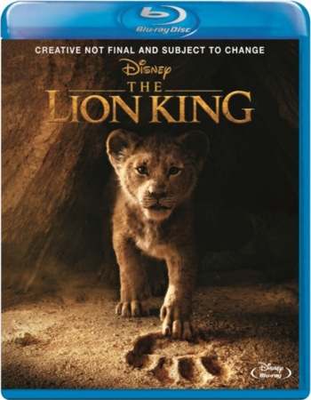 The Lion King 2019 720p BluRay ORG Dual Audio In Hindi English