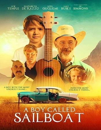 A Boy Called Sailboat 2018 720p WEB-DL ORG Dual Audio in Hindi English