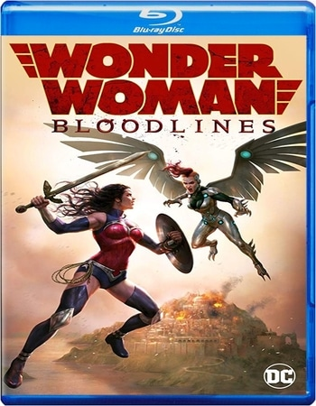 Wonder Woman Bloodlines 2019 720p BluRay Full English Movie Download