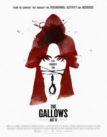 The Gallows Act II 2019 720p WEB-DL Full English Movie Download