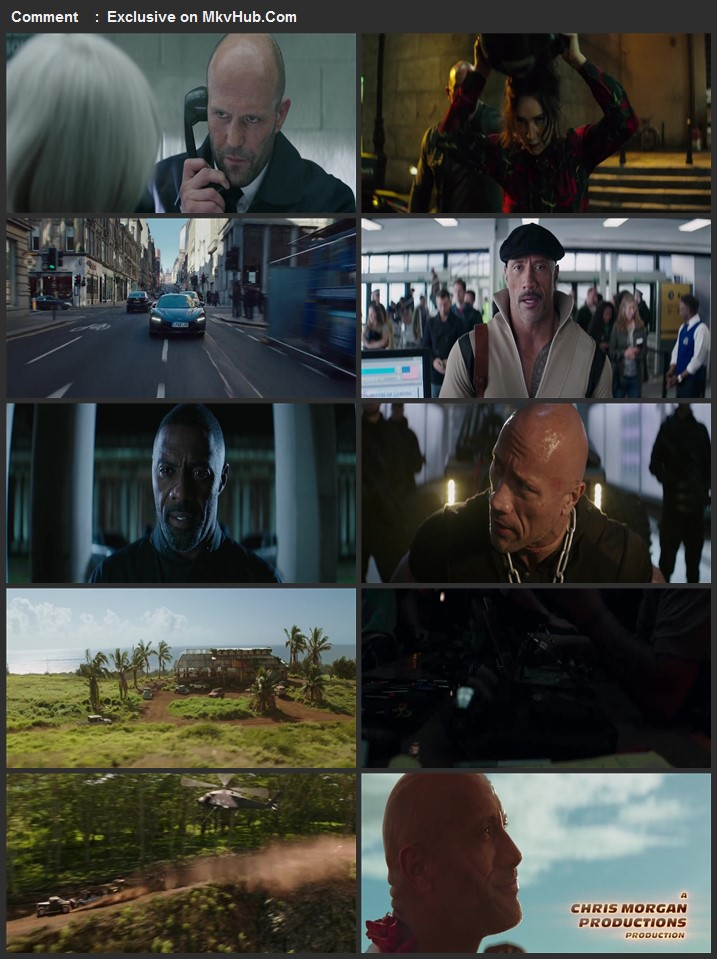 Fast & Furious Presents Hobbs & Shaw 2019 PROPER 1080p WEB-DL Full English Movie Download