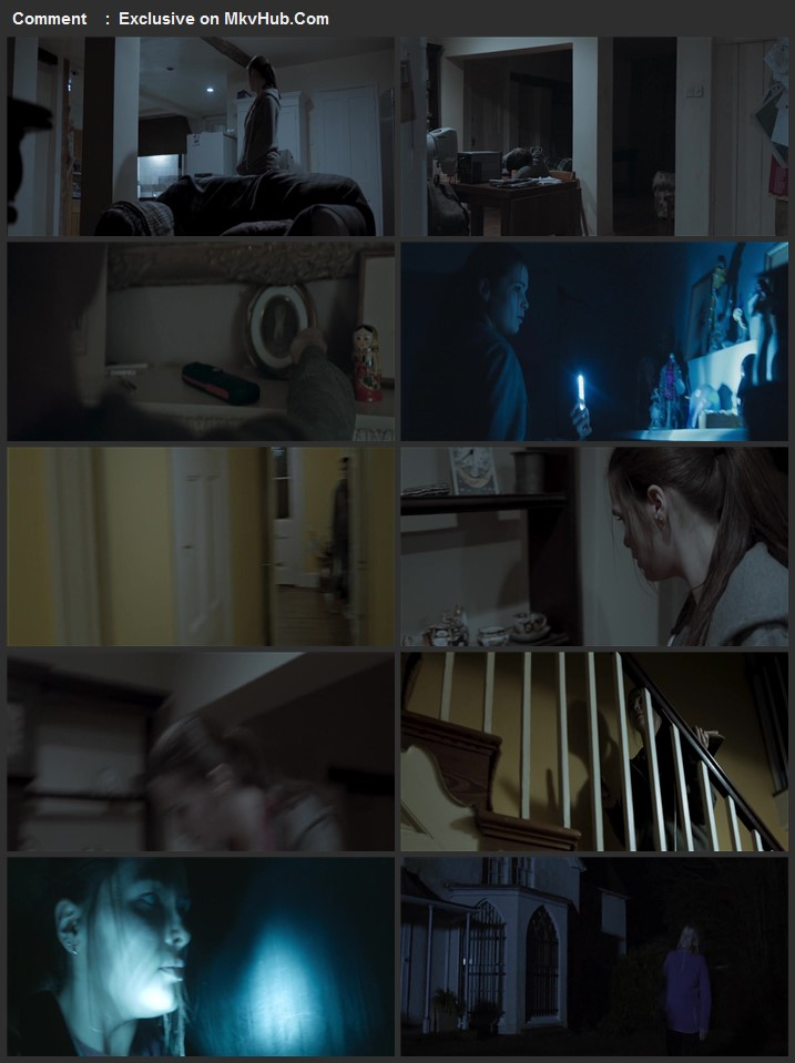The Haunted 2018 720p WEB-DL Full English Movie Download