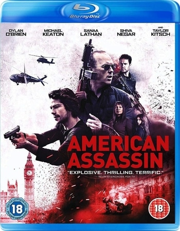 American Assassin 2017 720p BluRay ORG Dual Audio In Hindi English