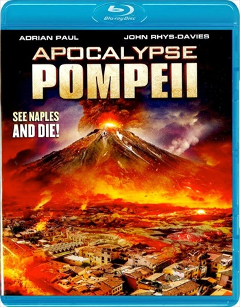 Apocalypse Pompeii (2014) Dual Audio Hindi 720p BluRay x264 700MB
