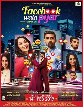 Facebook Wala Pyaar (2019) Hindi 480p HDRip x264 350MB ESubs