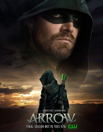 Arrow S08 Complete 720p WEB-DL Full Show Download