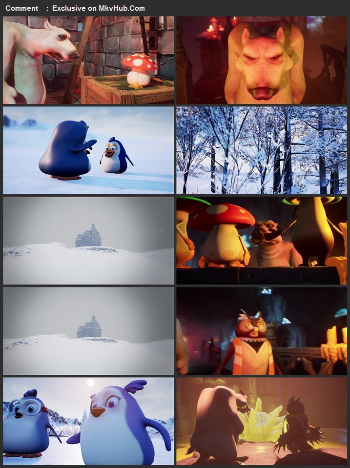 Penguin Land 2019 720p WEB-DL Full English Movie Download