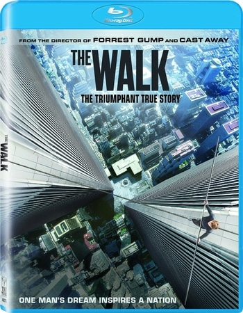 The Walk (2015) Dual Audio Hindi 400MB BluRay 480p ESubs