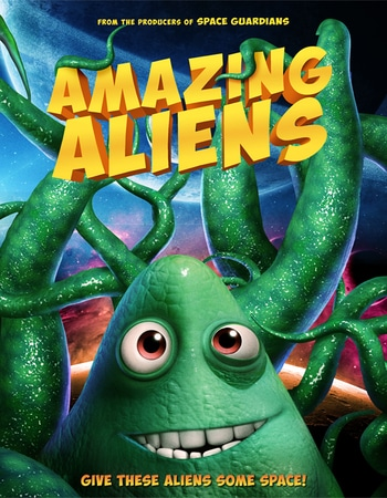 Amazing Aliens 2019 720p WEB-DL Full English Movie Download