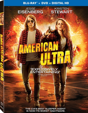 American Ultra (2015) Dual Audio Hindi 720p BluRay x264 1GB ESubs