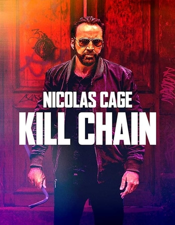 Kill Chain 2019 English 480p WEB-DL x264 300MB ESubs