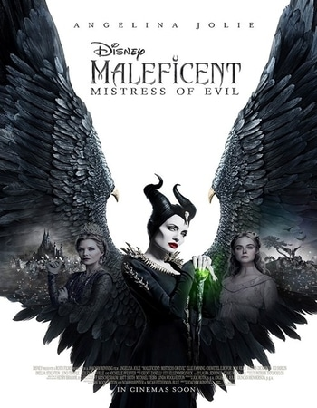 Maleficent Mistress of Evil 2019 720p HDCAM Dual Audio in Hindi English