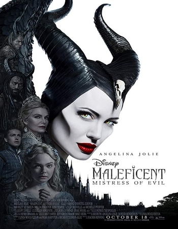 Maleficent: Mistress of Evil 2019 English 720p HDRip 900MB With Subtitle