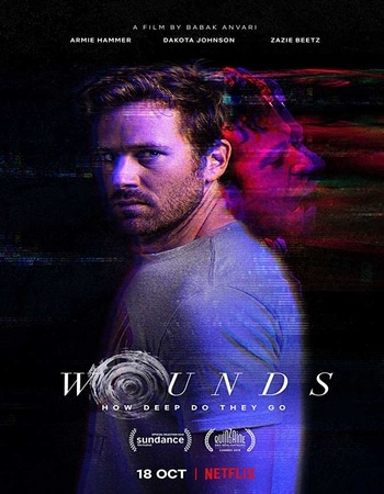 Wounds 2019 Dual Audio Hindi ORG 720p WEB-DL x264 900MB ESubs