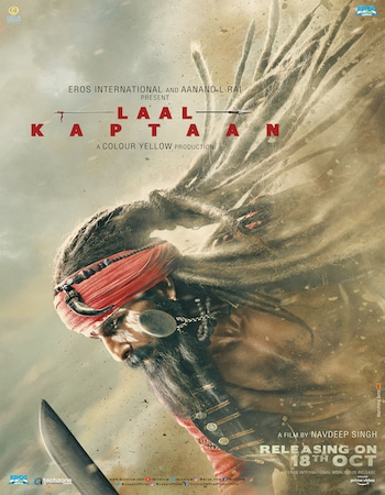 Laal Kaptaan 2019 Hindi 720p pDVDRip x264 700MB