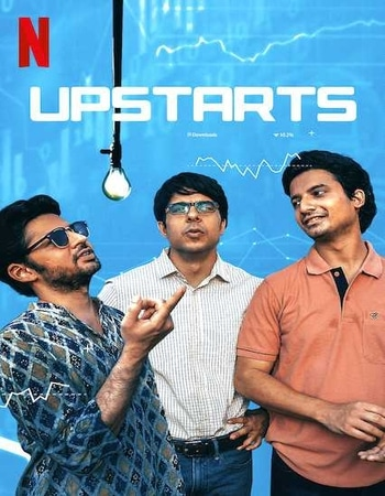Upstarts 2019 Dual Audio Hindi 480p WEB-DL x264 350MB ESubs