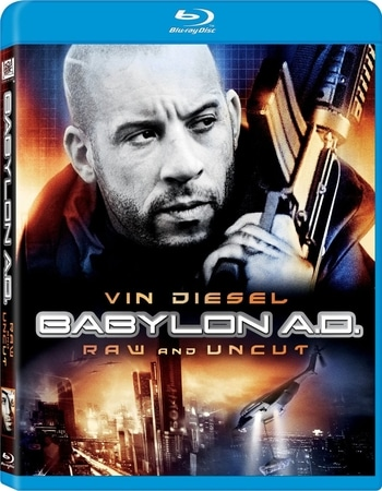 Babylon A D 2008 Dual Audio Hindi 720p BluRay 800MB ESubs