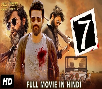 7 (2019) Hindi Dubbed 720p HDRip 900MB Download