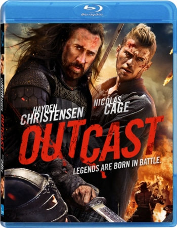 Outcast 2014 Dual Audio Hindi 720p BluRay x264 950MB ESubs
