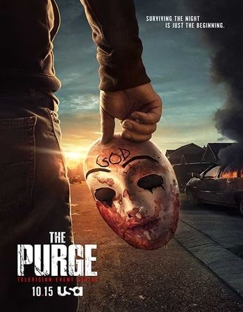 The Purge 2019 S02 Dual Audio Hindi 720p 480p WEB-DL ESubs Download