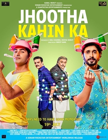 Jhootha Kahin Ka 2019 720p WEB-DL Full Hindi Movie Download