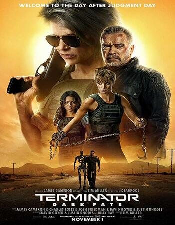 Terminator Dark Fate 2019 720p NEW HDTS Full English Movie Download