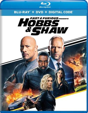 Fast & Furious Presents Hobbs & Shaw 2019 720p BluRay Full English Movie Download