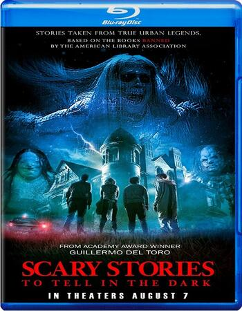 Scary Stories to Tell in the Dark 2019 720p BluRay Full English Movie Download