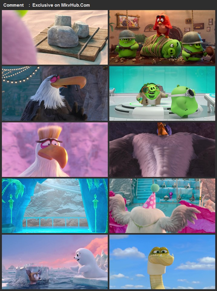The Angry Birds Movie 2 2019 1080p BluRay Full English Movie Download