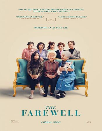 The Farewell 2019 1080p WEB-DL Full English Movie Download