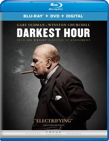 Darkest Hour 2017 720p BluRay ORG Dual Audio In Hindi English
