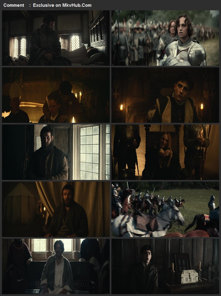 The King 2019 1080p WEB-DL Full English Movie Download