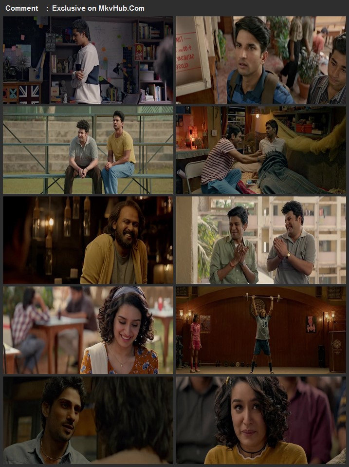 Chhichhore 2019 720p WEB-DL Full Hindi Movie Download