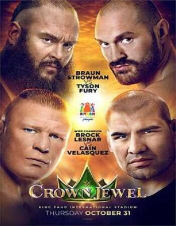 WWE Crown Jewel 2019 PPV 720p 480p WEBRip Full Show Download