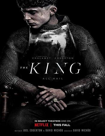 The King 2019 720p WEB-DL ORG Dual Audio in Hindi English