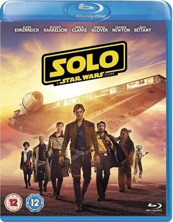 Solo A Star Wars Story (2018) Dual Audio Hindi 480p BluRay 450MB Movie Download