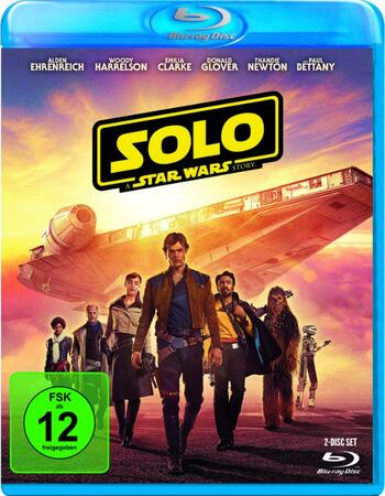 Solo A Star Wars Story 2018 1080p BluRay ORG Dual Audio In Hindi English
