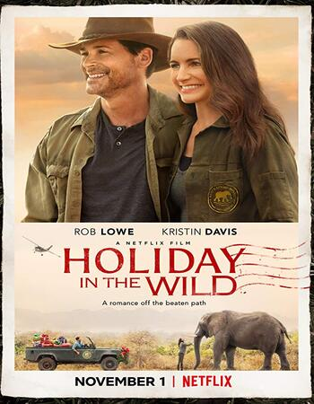 Holiday In The Wild 2019 720p WEB-DL Full English Movie Download