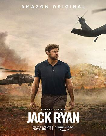 Tom Clancys Jack Ryan S02 COMPLETE 720p WEB-DL Full Show Download