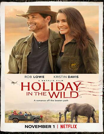 Holiday in The Wild (2019) Dual Audio Hindi 480p WEB-DL 300MB ESubs Movie Download