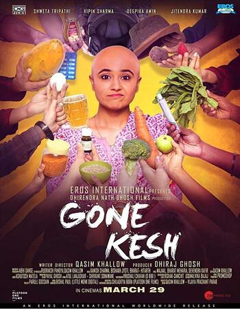 Gone Kesh (2019) Hindi 480p WEB-DL x264 300MB ESubs